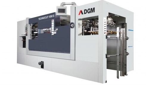2017年第九届北京国际印刷技术展览会按计划在北京举行,DGM全自动糊箱机聚焦新科技