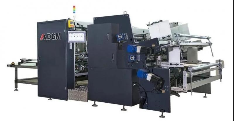 德钢机械研发制造的双飞达全自动双片糊箱机怎么样?